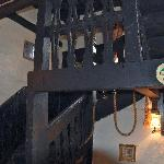 The Hanging Beam, The Skirrid Inn.