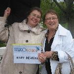 Kary Bemoll on tour with Luba