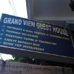 Foto de Grand View Guest House