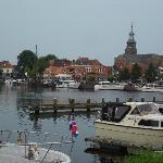 Mooie haven Blokzijl