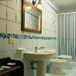 Una sala bagno