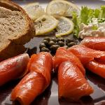 Red PInn Smoked Salmon