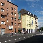 City-Hotel Kurfurst Balduin