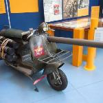 La Vespa armata per l'esercito