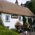The Cleave Pub and garden