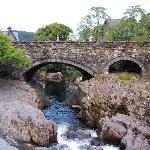 Betws-y-Coed, Wales.
