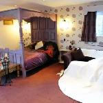 Gretna Green Bridal Suite