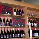 Lots of wines...