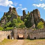 Nearby Belogradchik fortress