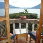 Balcony Room # 1