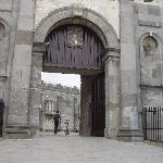 Entrance to Kilkenny Castle