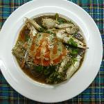 Crabs w.black pepper