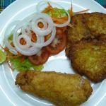 Chicken gordonbleu