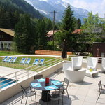 HOTEL LES AIGLONS - OUTDOOR HEATED POOL