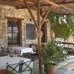 Olio Restaurant nr Appolon Temple, Didim