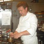 Master Chef Erhard Wendt