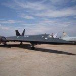SR71 Blackbird at March Airfield Museum