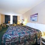 Shilo Inns Mammoth Lakes King Suite