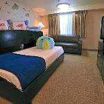 Shilo Inns Seaside Ocean Front Hotel Kids Suite
