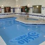Shilo Inns Seaside East Pool
