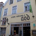 Von Krahli Aed - Embassy of Pure Food!