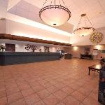 Shilo Inns Twin Falls Hotel Lobby