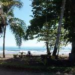 La plage trop belle !