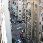 Kaboushia St (Cairo St.) from balcony
