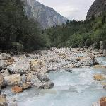 Veneon River near Venosc