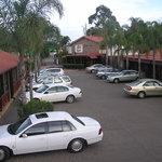 Carpark/ office
