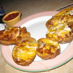 Greenhouse - tasty potato skins