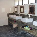 Campers ablution block