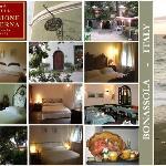 PENSIONE MODERNA - Dal 1950  un hotel in stile ligure provenzale