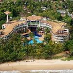 Eden Resort & Spa in Beruwala
