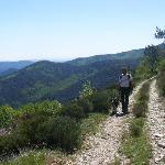 randonnée à Castagnols, Vialas