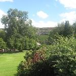 View from Park at side of Rosebud