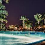 Jardines de Nivaria - pool area