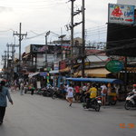 Bangla Road in the day