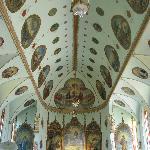 St. Ignatius Mission interior