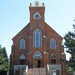 St. Ignatius Mission exterior