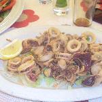 Calamari fritti: buonissimi!