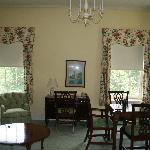 Parlor of Fenimore Suite