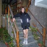 escalera de habitacion