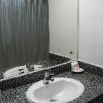 Bathroom in standard room