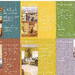 es un folleto que cogí de recepción, se aprecian habitaciones.