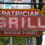 The Patrician's Classic Sign!