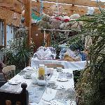 soggiorno/sala colazioni