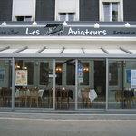 L'hôtel restaurant des Aviateurs
