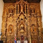 fabulous church on the excursion to santa clara..in rememdios
