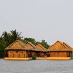 Mekong Floating House (exterior view)